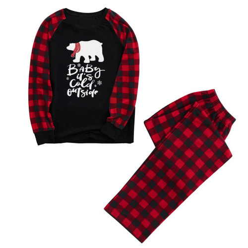 ChristmasPrintFamily Clothing PajamasforDad