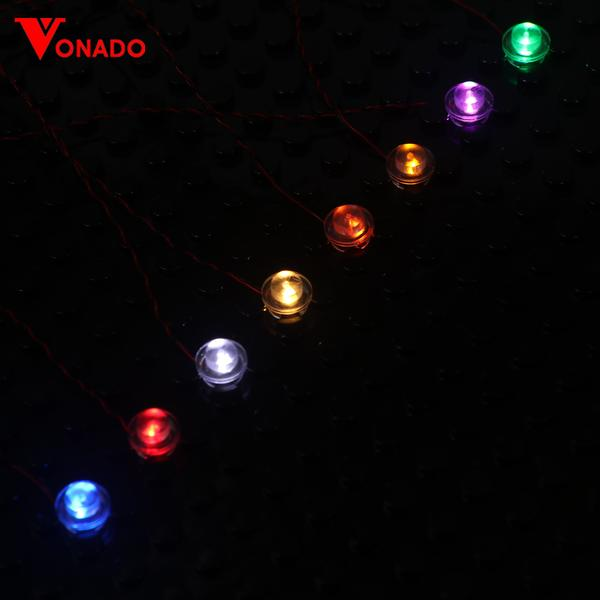 15cm Dot Lights (4 pack)
