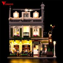 Parisian Restaurant Light Kit for 10243