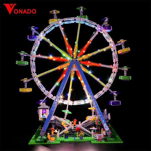 Ferris Wheel Light Kit for 10247