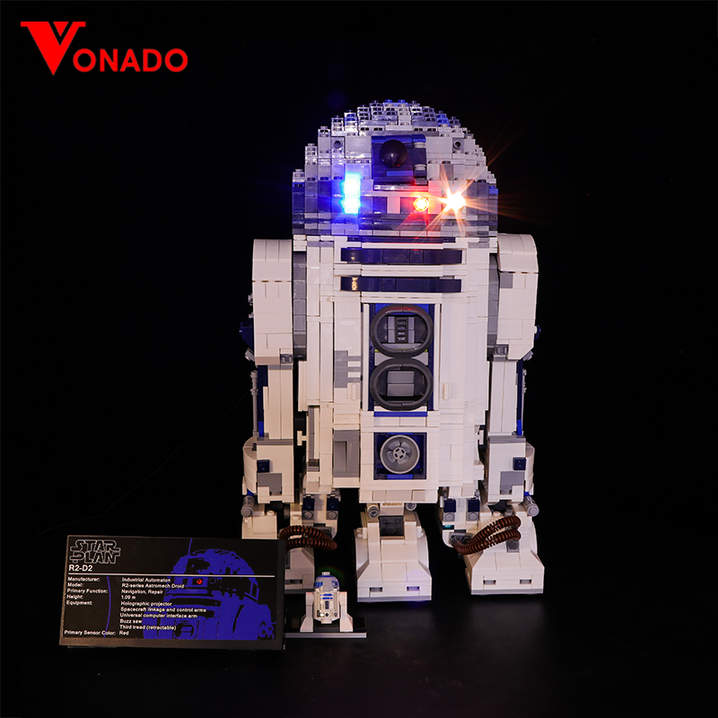 Star Wars R2-D2 Light Kit for 10225