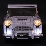 Aston Martin DB5 Light Kit for 10262