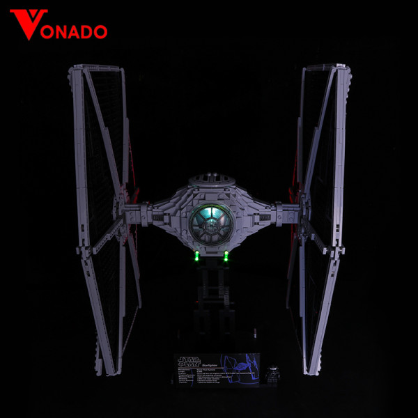 Star Wars UCS Tie Fighter Light Kit for 75095
