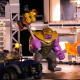 Avengers Compound Battle #76131
