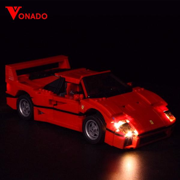 Ferrari F40 Light Kit for 10248