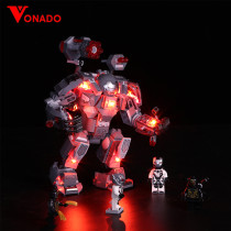 War Machine Buster Light Kit for 76124