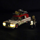 Ghostbusters Ecto 1 & 2 #75828