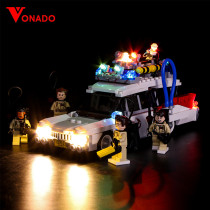 Ghostbusters Ecto-1 Light Kit for 21108