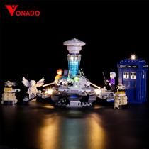 Dr Who Light Kit for 21304