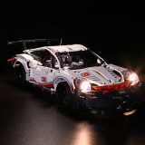 Porsche 911 RSR Light Kit for 42096