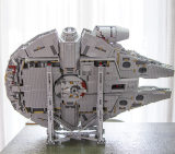 Millennium Falcon Vertical Display Stand #75192
