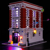 Ghostbusters Firehouse Headquarters #75827