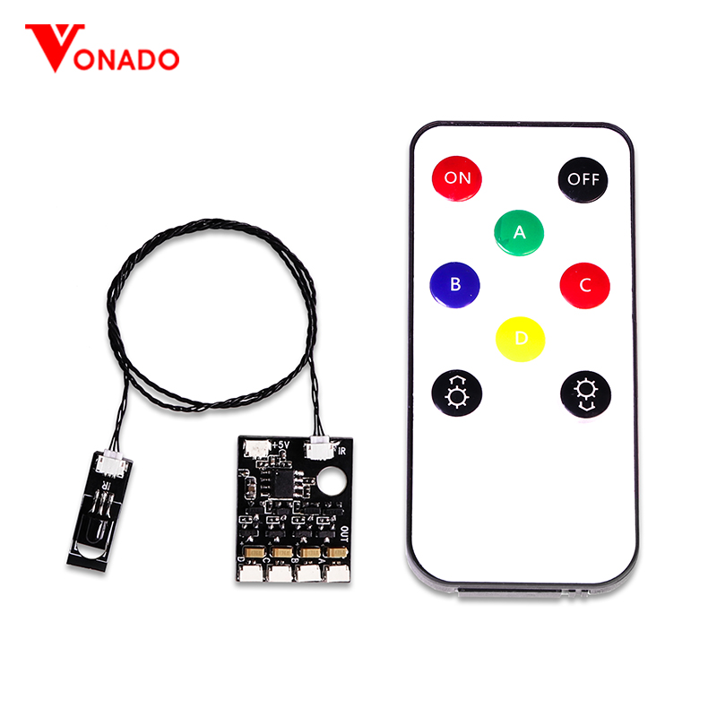 Led Light Remote Controller