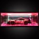 Acrylic Display box -Porsche 911 RSR #42096