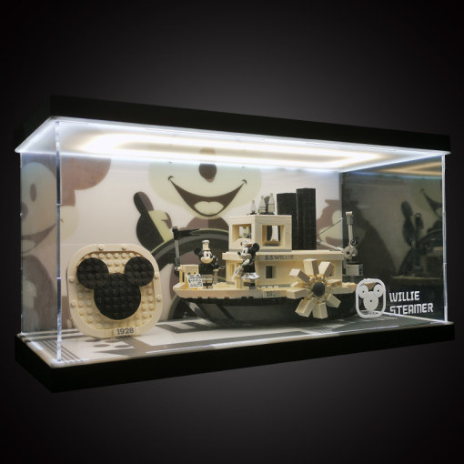 Acrylic Display box - Steamboat Willie #21317