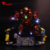 The Hulkbuster Ultron Edition Light Kit for 76105