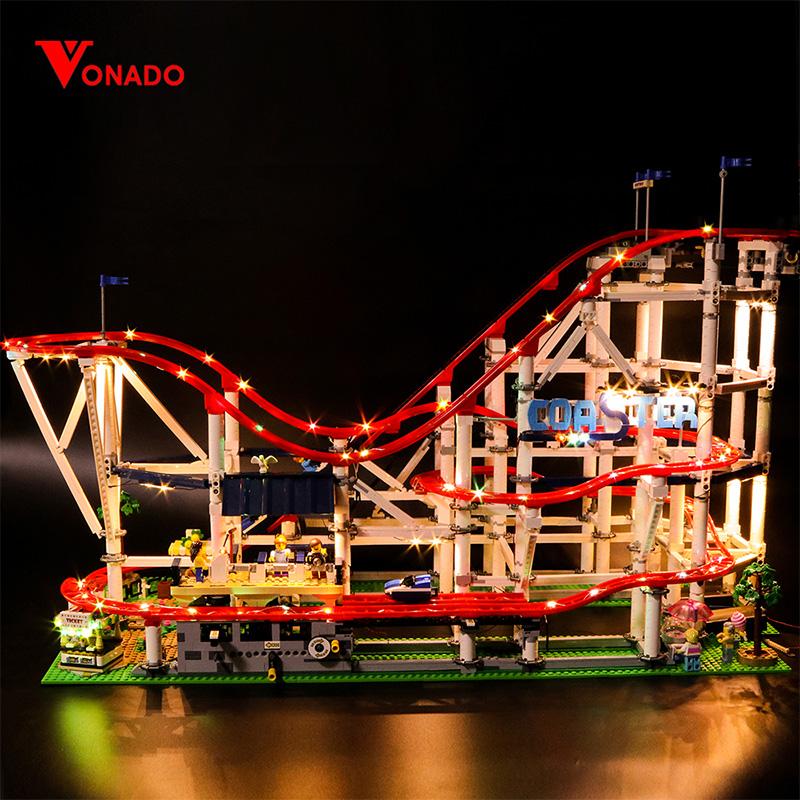 Roller Coaster Light Kit for 10261