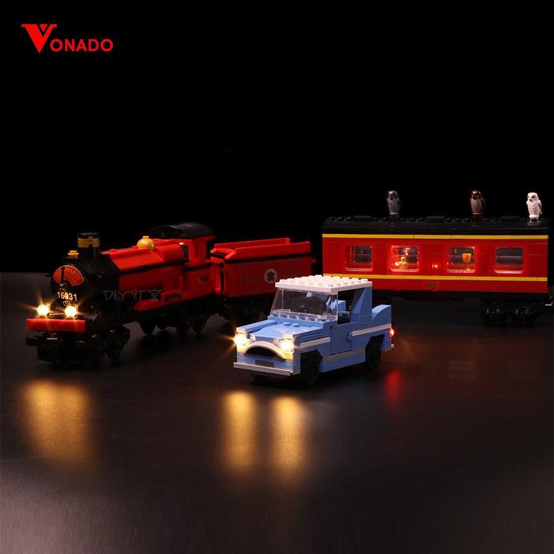 Hogwarts Express Light Kit for 4841