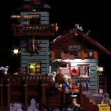 Old Fishing Store Light Kit for 21310