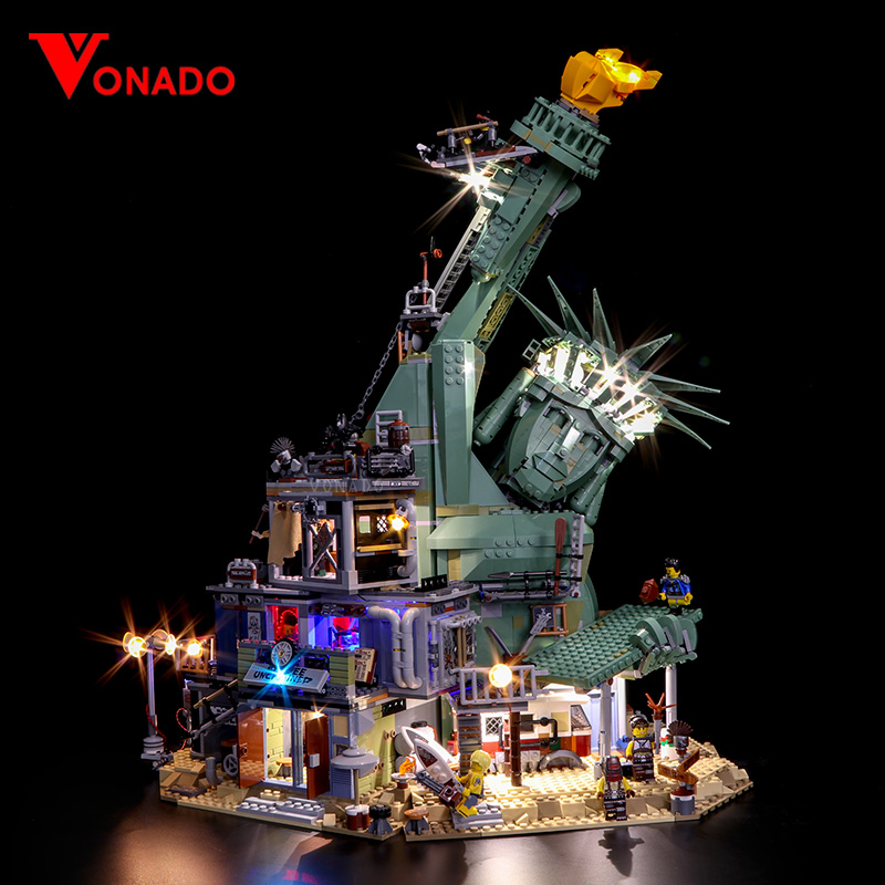 Apocalypseburg Light Kit for 70840