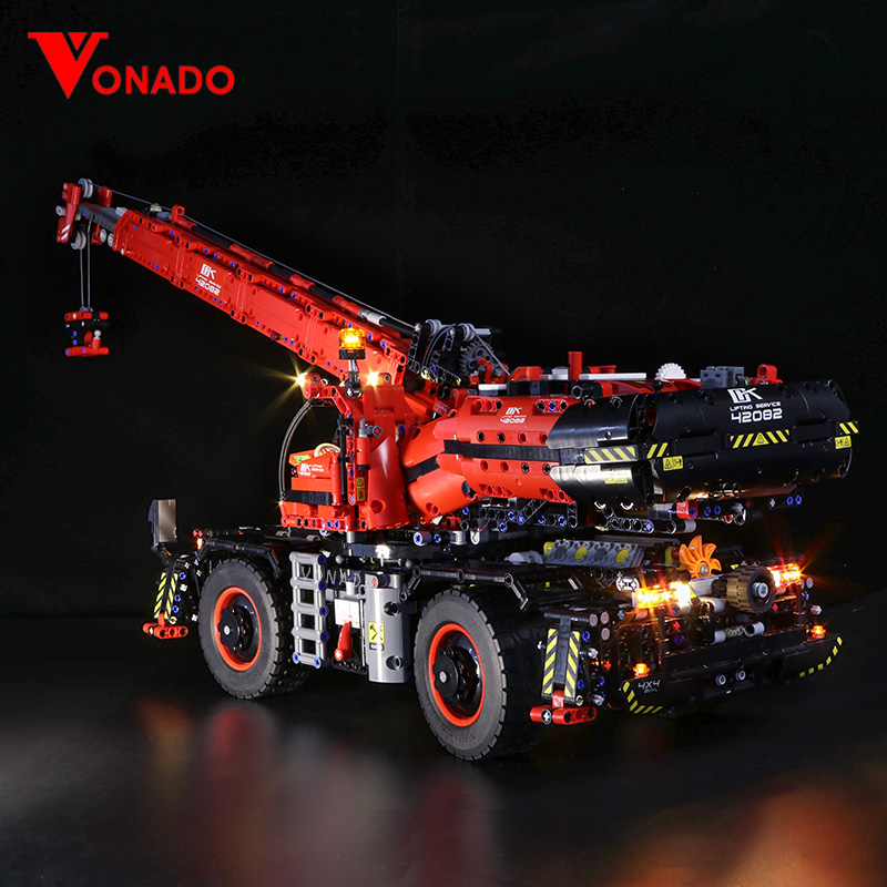 Rough Terrain Crane Light Kit for 42082