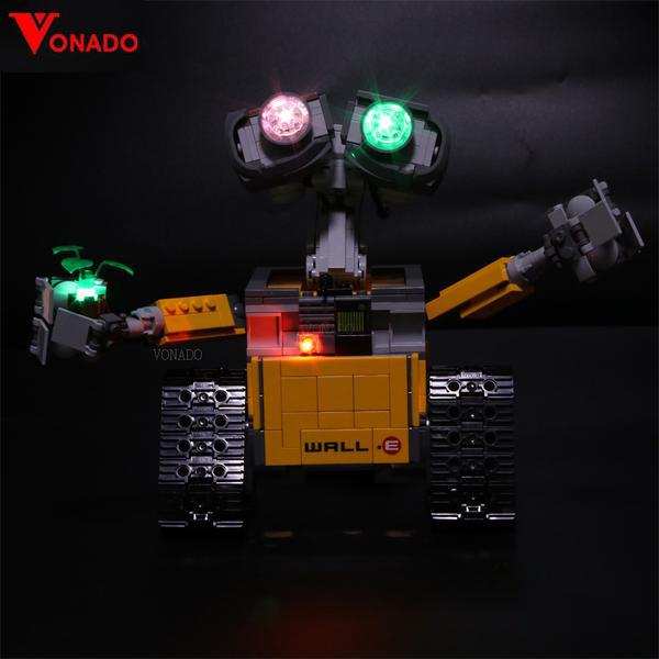 WALL•E Light Kit for 21303