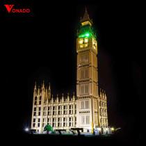 Big Ben Light Kit for 10253