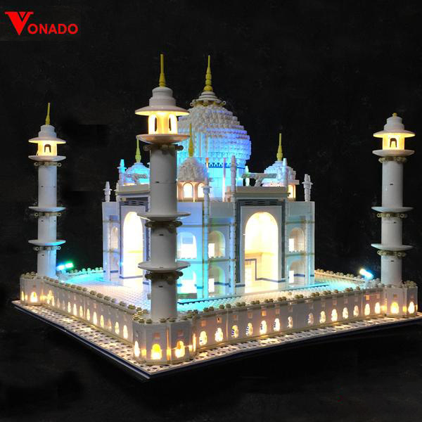Taj Mahal Light Kit for 10256