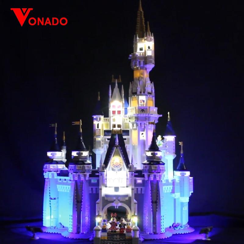 Disney Castle Light Kit for 71040