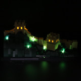 Great Wall of China Light Kit for 21041