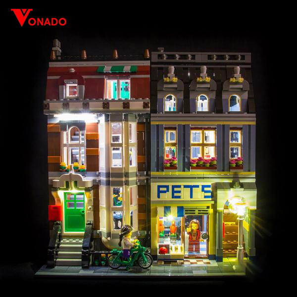 Pet Shop Light Kit for 10218