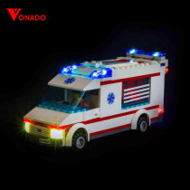 City Town Ambulance #4431