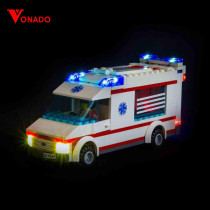 City Town Ambulance Light Kit for 4431