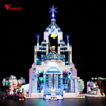 Elsa's Magical Ice Palace Light Kit for 41148