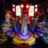 Ninjago, Temple of Airjitzu Light Kit for 70751