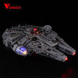 Star Wars UCS Millennium Falcon Light Kit for 75192