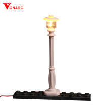 LEGO Lamp Post With LED