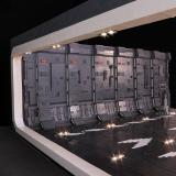 Star Wars Docking Bay 327 Hanger MOC for minifig scale UCS Falcon Limited Edition