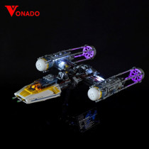 Star Wars  Y-Wing Starfighter Light Kit for 75181