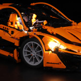 McLaren P1 hypercar 1:8 Light Kit for XQ 1001