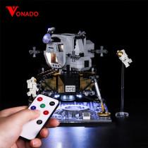 NASA Apollo 11 Lunar Lander Light Kit for 10266