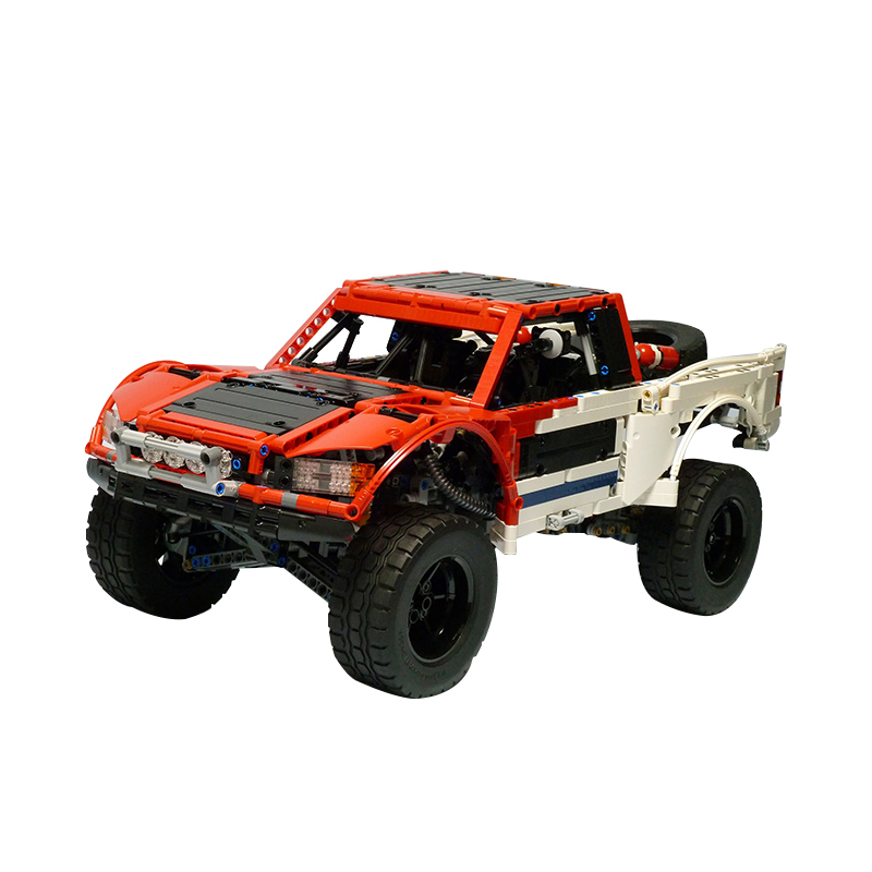 MOC-3662 Baja Trophy Truck with SBrick