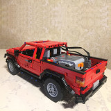 MOC-25520 Dacoma 4x4 Redux