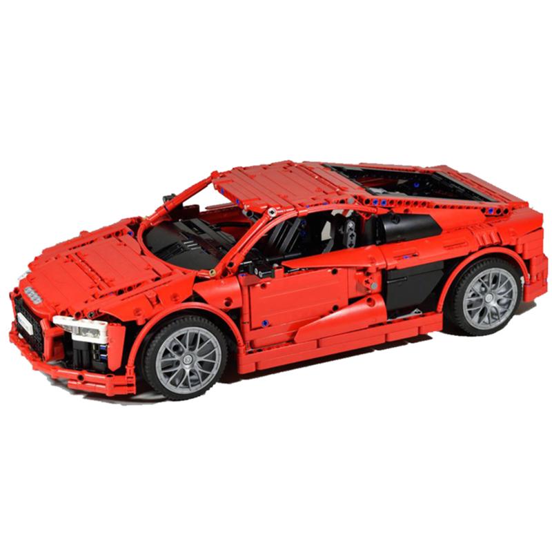 MOC-4463 Audi R8 V10 Second Generation