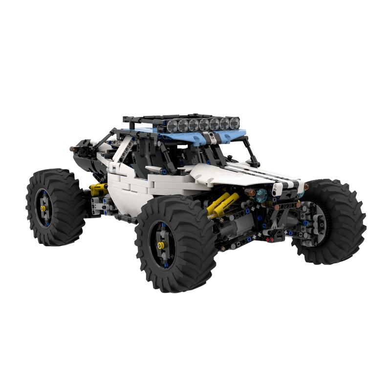 MOC-19517 4WD RC Buggy