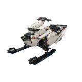MOC-5979 Technic Snowmobile