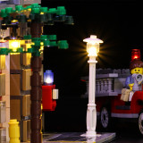 Fire Brigade Light Kit for 10197