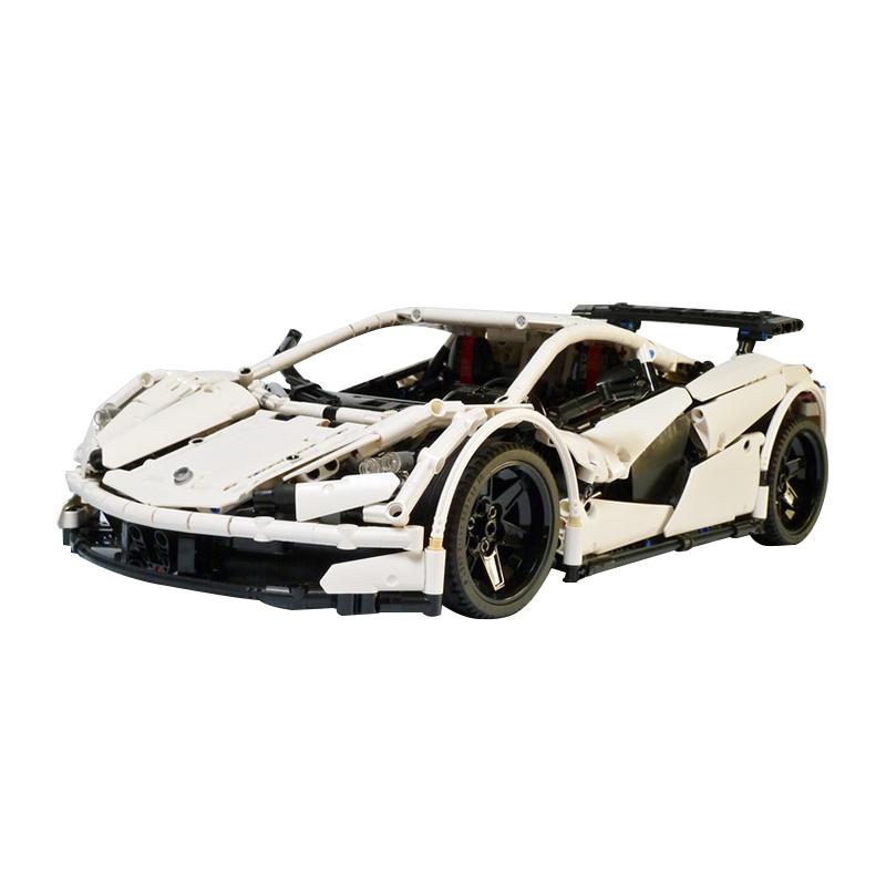 MOC 4562 ICARUS Supercar