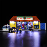 Kwik-E-Mart Light Kit for 71016