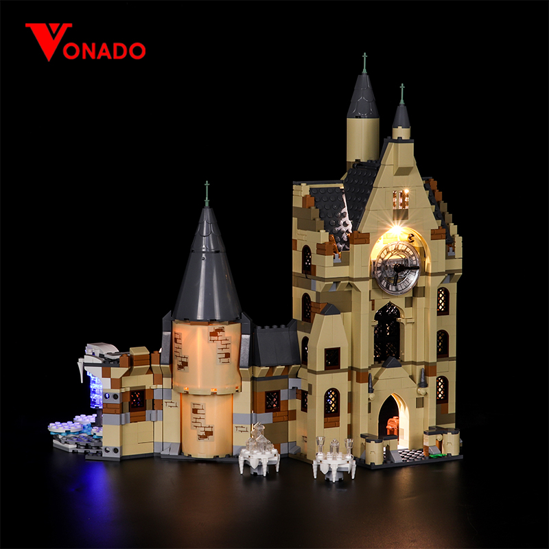 Hogwarts™ Clock Tower Light Kit for 75948